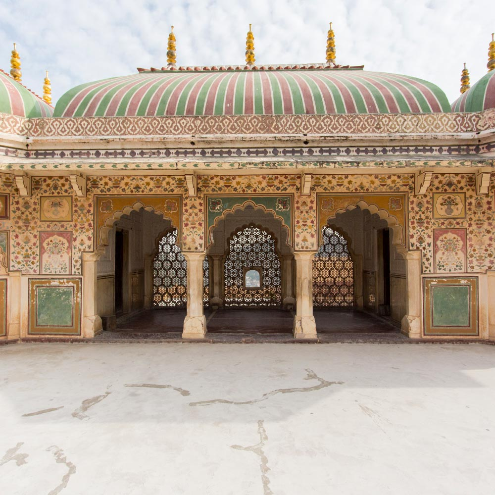 Amer Fort, UNESCO