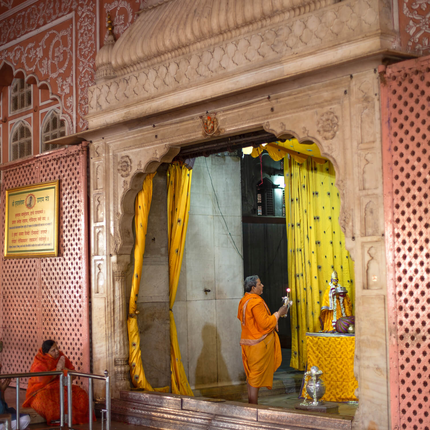 The Temples of Jaipur