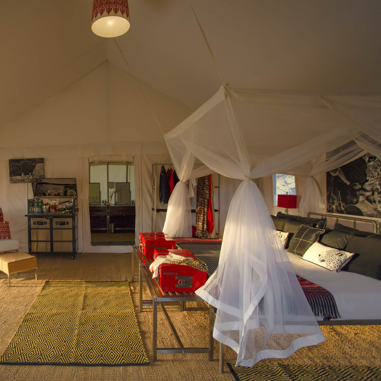SUJÁN JAWAI - The Royal Tented Suite
