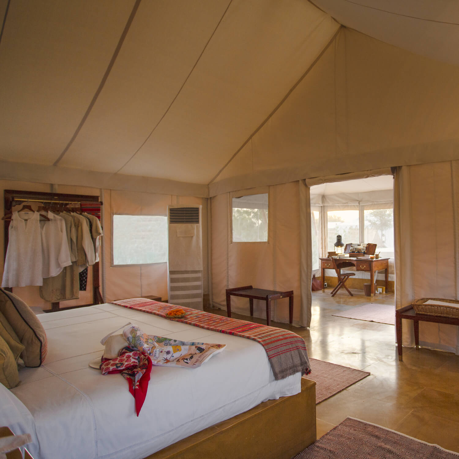 SUJÁN The Serai - The Royal Tented Suite