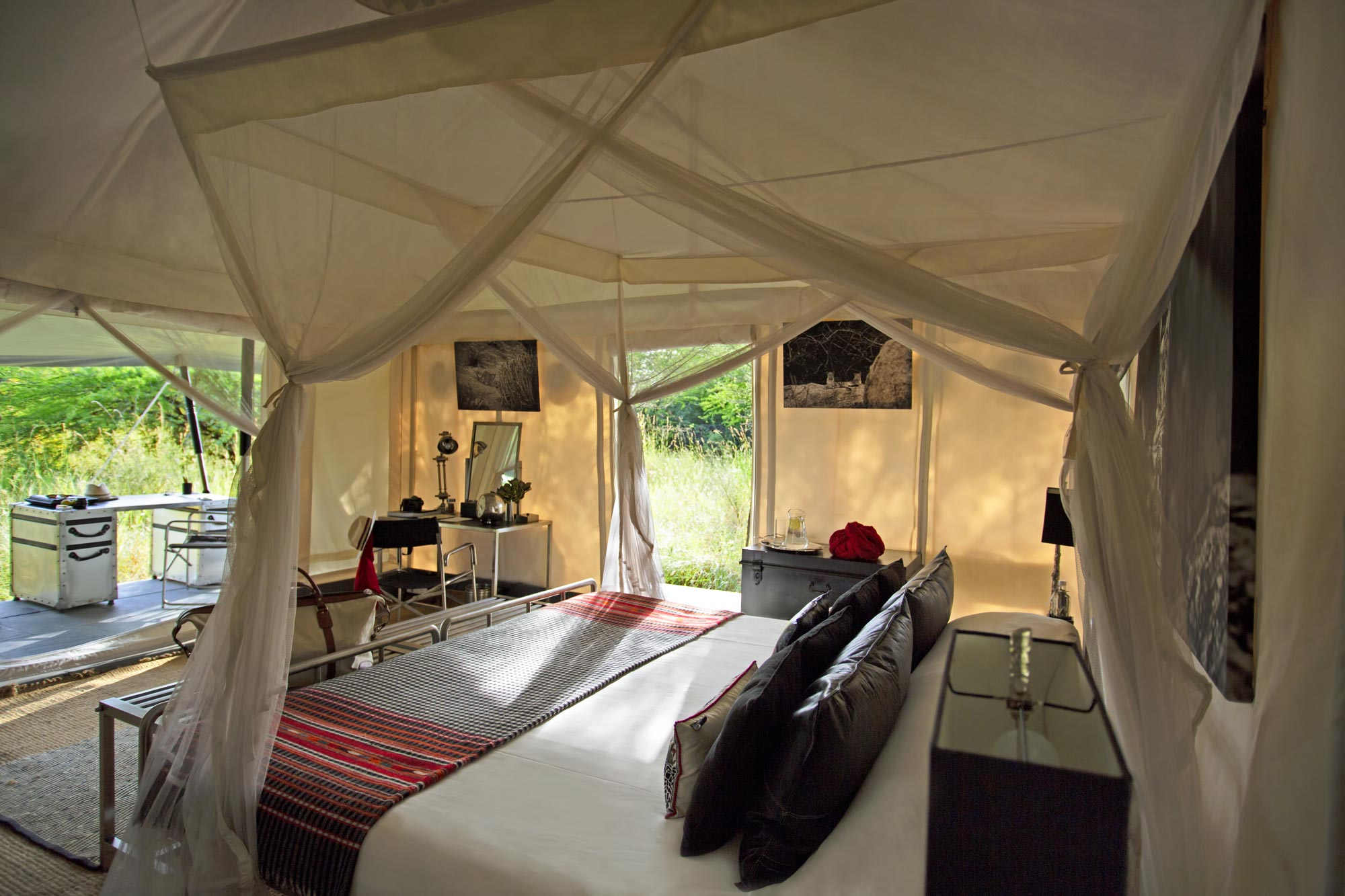 The Family Tented Suite