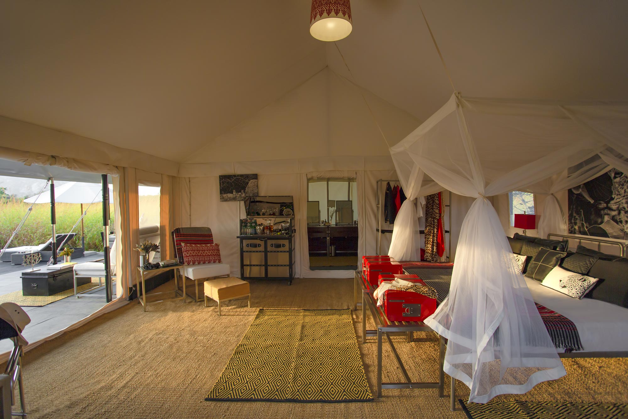 The Royal Tented Suite
