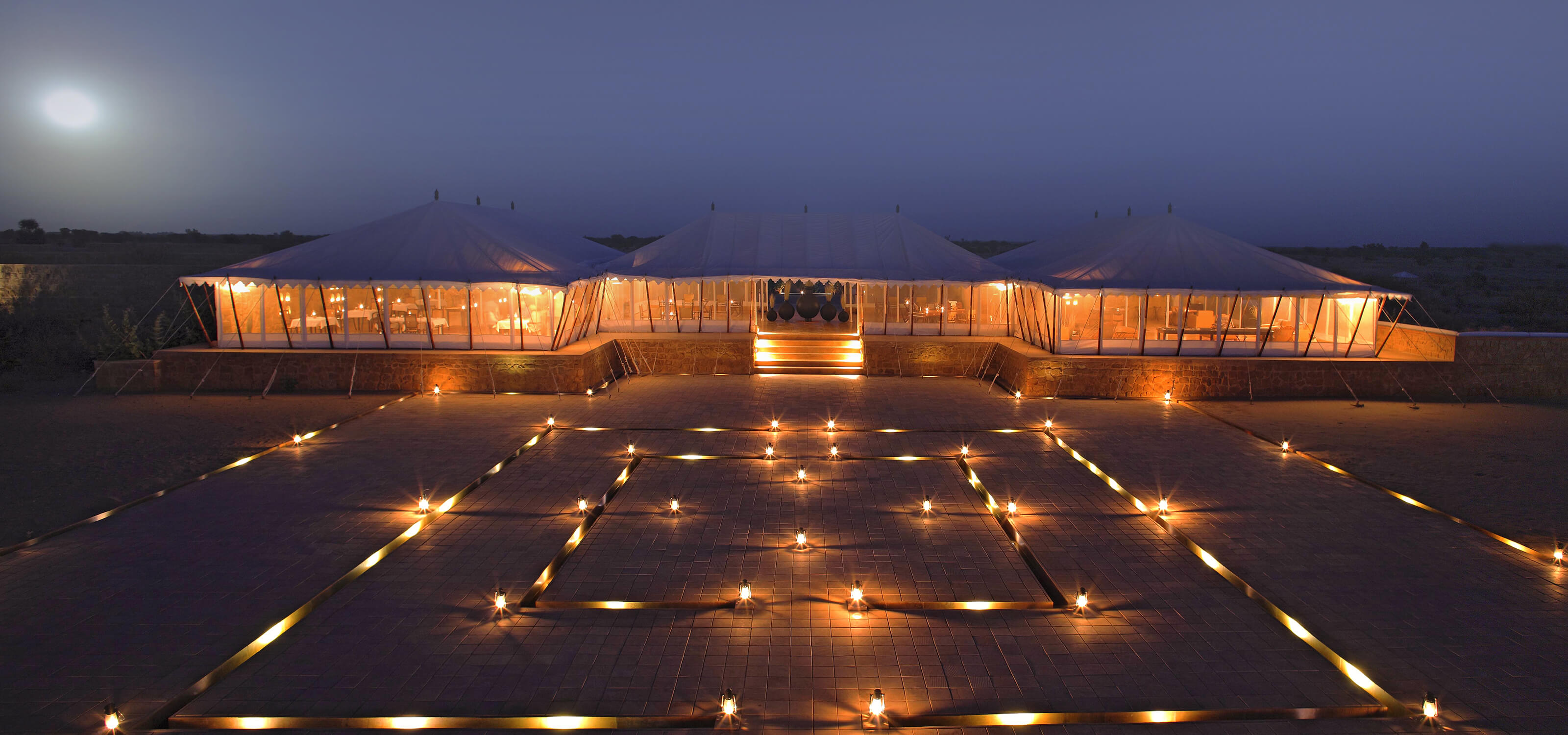 SUJÁN The Serai | Luxury Desert Camp | Jaisalmer, Rajasthan, India